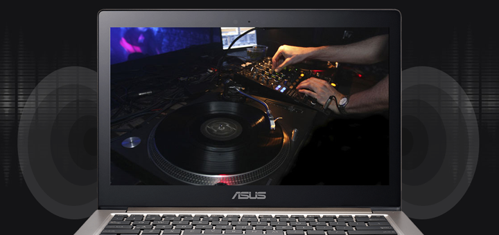 ASUS Zenbook UX303LN Sound
