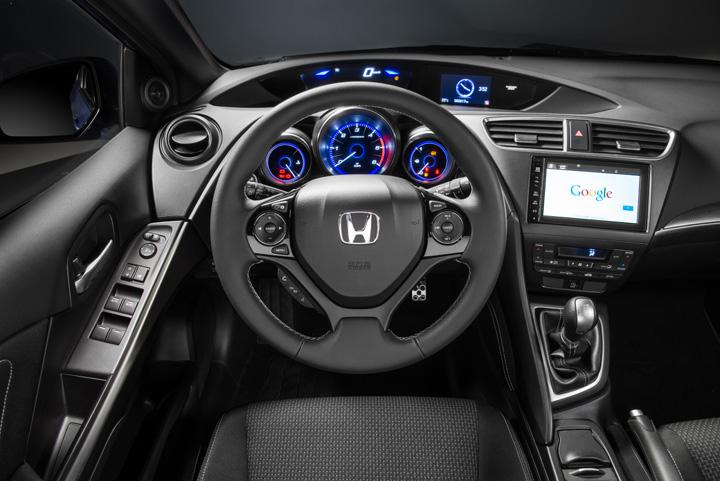 NVIDIA Powers New Honda Infotainment System