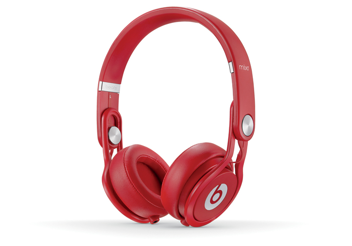 Beats Mixr by Dr. Dre Red