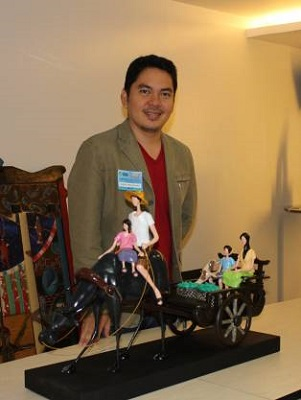 Alay Sining_Glenn Cagandahan - Going to Market