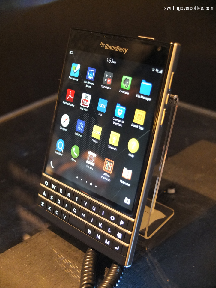BlackBerry Passport Launch, BlackBerry Passport Specs, Blackberry Passport Price