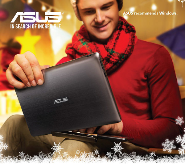 Asus T100christmasbundle Body
