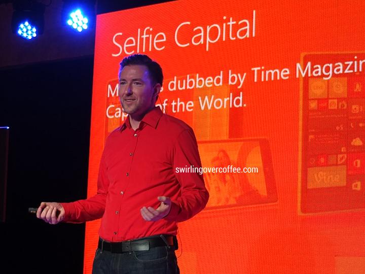 Lumia 535, Lumia 735, Karel Holub, Microsoft Philippines