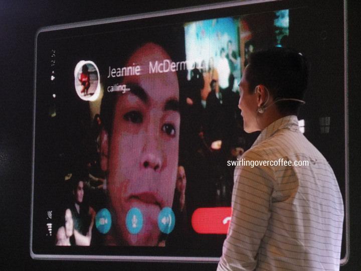 Alex Diaz, Lumia 535, Gary Chan, Skype
