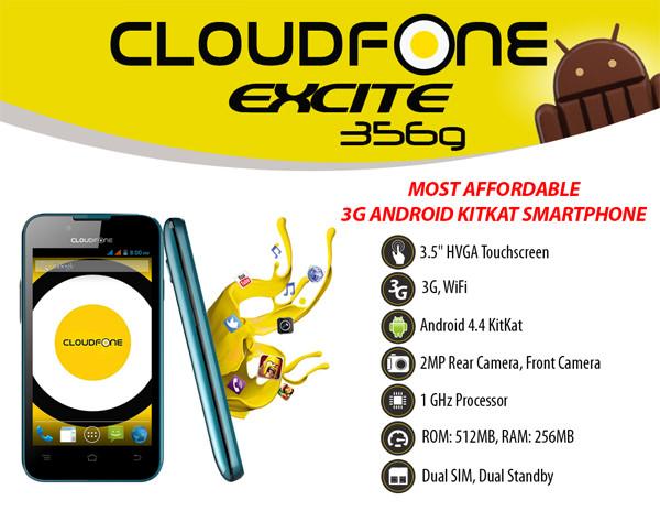 CloudFone 356g