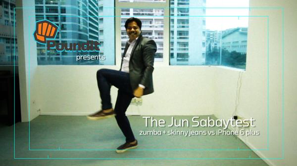Poundit Jun Sabaytest 2