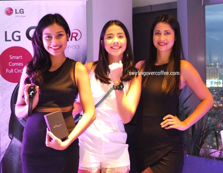 LG G Watch R, Maxene Magalona, LG G Watch R Price