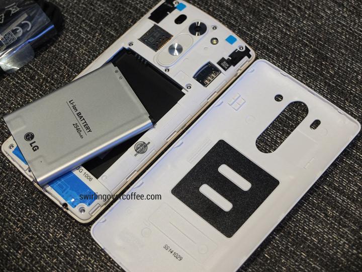 LG G3 Beat unboxing