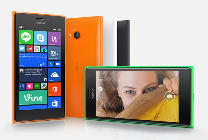 Lumia 735, Microsoft, Nokia, Selfie
