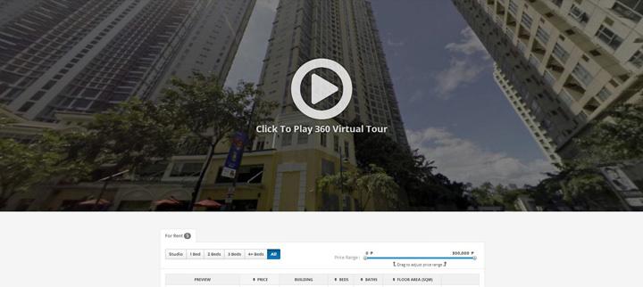 ZipMatch.com, ZipMatch Explore, 360 virtual tour