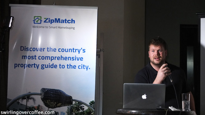 ZipMatch.com, ZipMatch Explore, Kyle Wiltshire