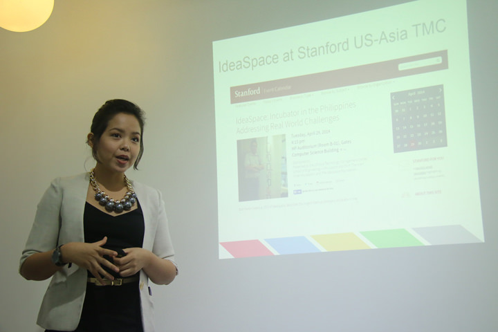 IdeaSpace Startup Competition 2015, Goldy Chu Yancha