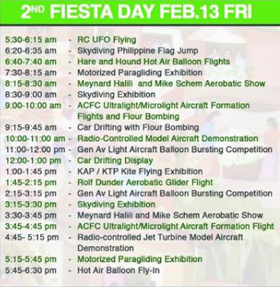 19th Philippine Intl Hot Air Balloon - Day2