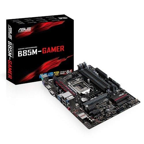 ASUS Announces the B85M-Gamer3