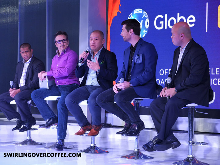 HOOQ, Peter Bithos, Video on Demand, Globe