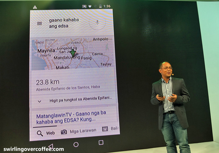 Google, Google Philippines Country Manager Kenneth Lingan, Android One