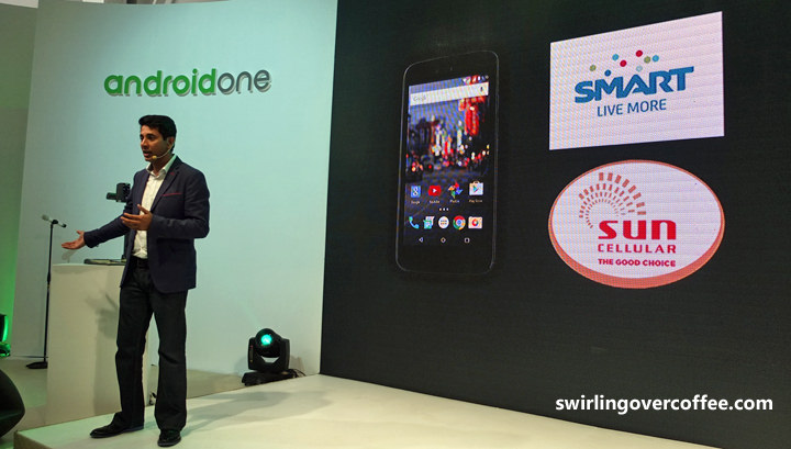 Smart, Sun, Caesar Sengupta, Android One