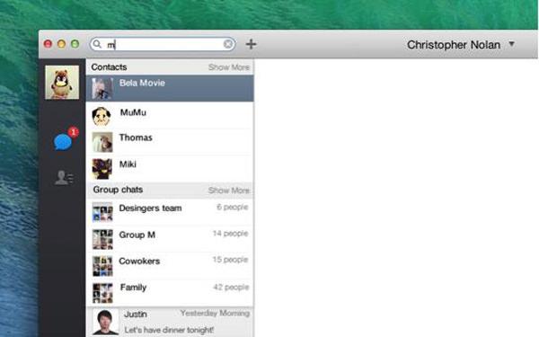 WeChat Desktop 1