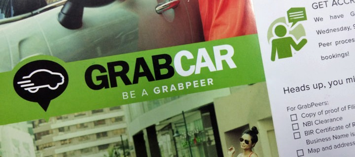 GrabCar Now Accepts Applicants to Taxi-Like-Franchise Initiative, GrabPeer