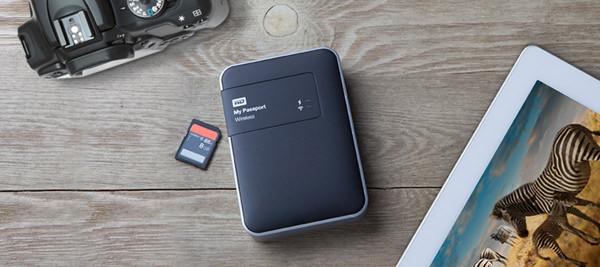 My Passport® Wireless