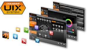 CMD™ is fully integrated with COUGAR™ UIX™ System
