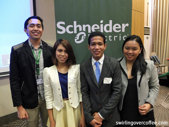 Schneider Electric, Go Green in the City, Electrifier