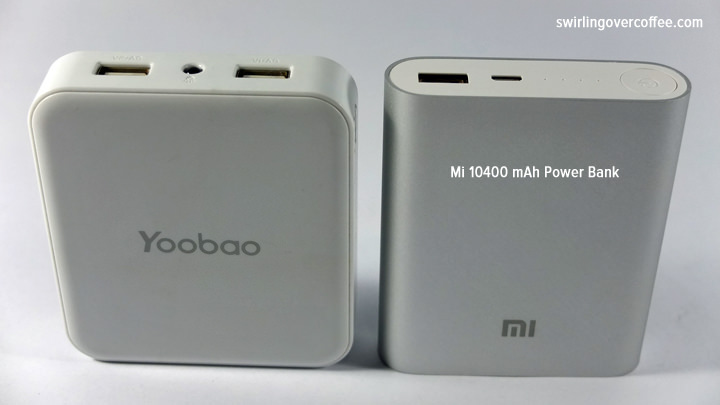Yoobao Master Power Bank M4 10400mAh, Mi 10400 mAh Power Bank