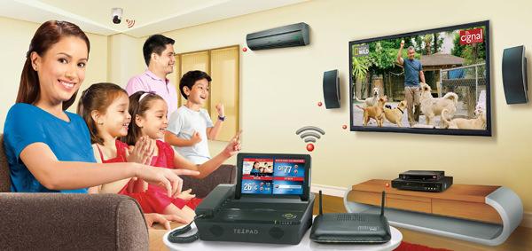 Telpad Family