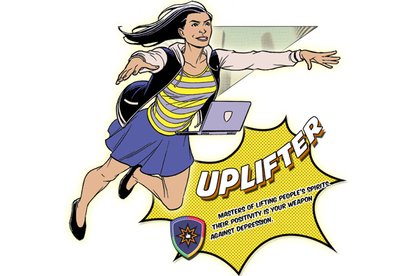 Web Rangers Uplifter