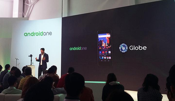 Android One, Caesar Sengupta, Globe