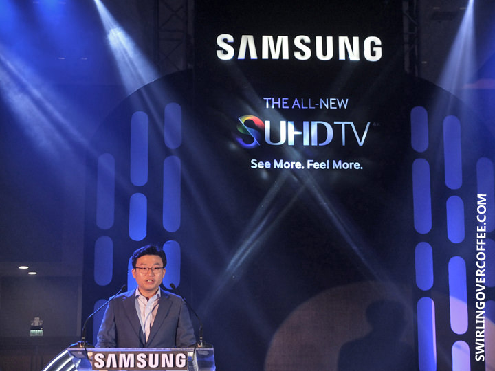 Chris Choi, Samsung Philippines