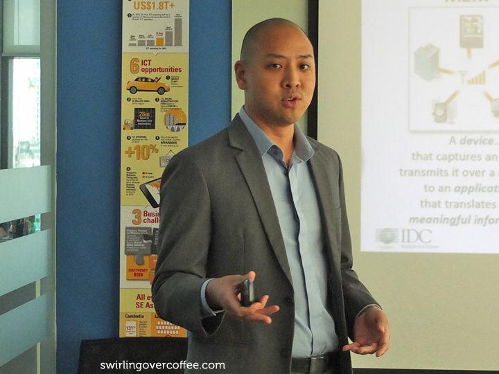 Daniel Pang, IDC Malaysia