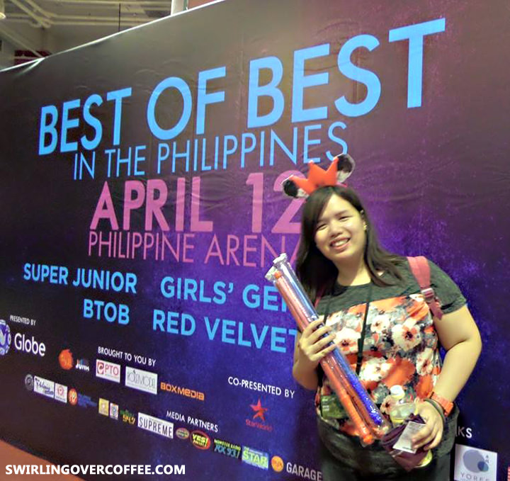 Globe, Best of the Best of KPOP