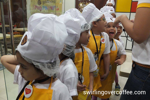 Goldilocks Junior Crew Workshop
