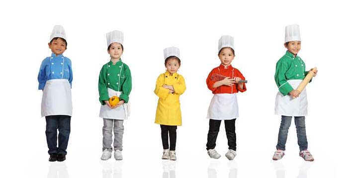 Little Chefs At Crowne Plaza Manila Galleria