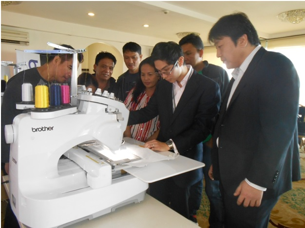 Brother Philippines Embroidery Machine