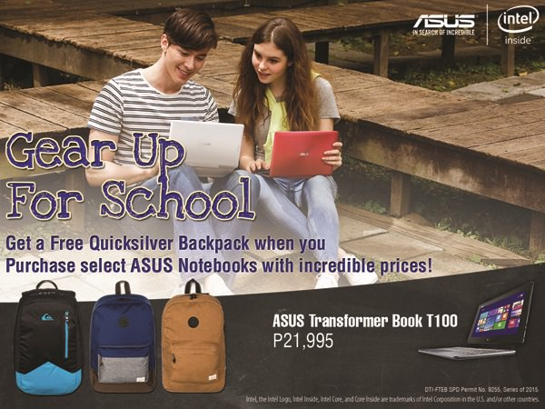 ASUS - Back-To-School