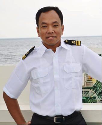 Captain Chris Cervantes