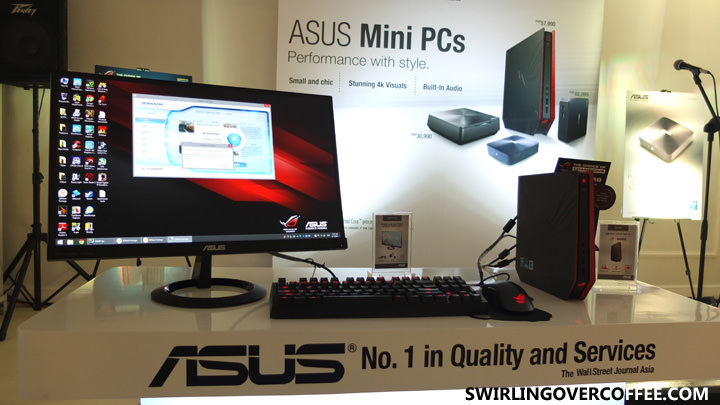 ASUS Mini PCs, ASUS ROG GR8