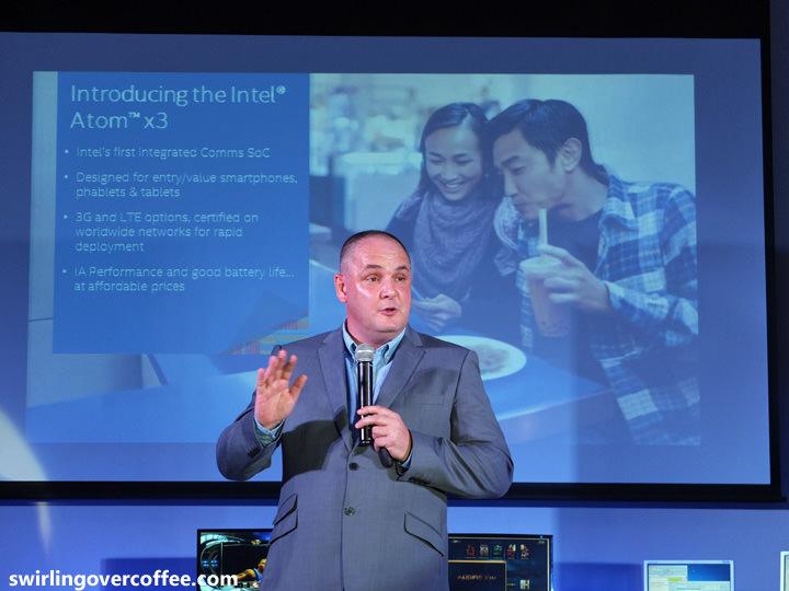 Intel Generations, Calum Chisholm
