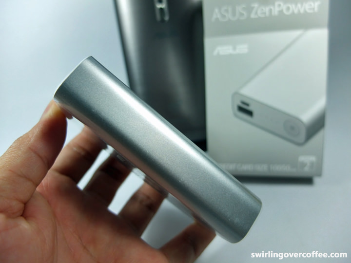ASUS ZenPower, ASUS ZenPower 10050, ASUS Power Bank, ASUS ZenPower 10050 mAh Power Bank Review - Compact, Stylish, You Want One