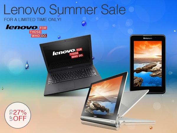 FB Launch Lenovo Lazada