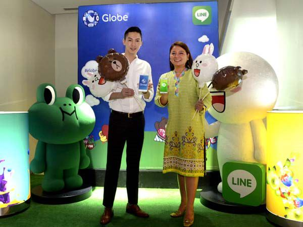 Globe, LINE offer discounted calling rates to the Philippines2