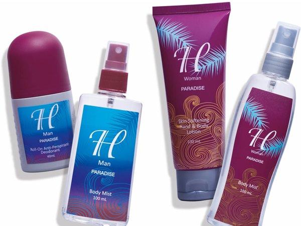 H Paradise Product Shot