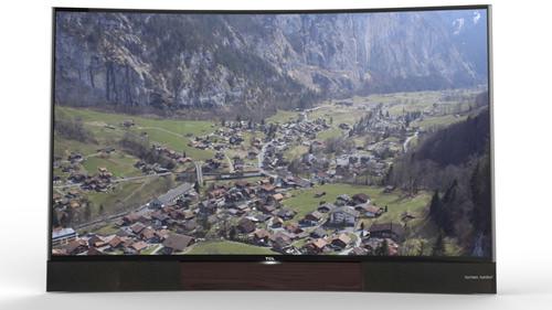 TCL Quantum Dot TV H9700, TCL Curved 4K UHD TV H8800, TCL 4K UHD E6800