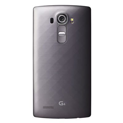 LG G4 in Gray Metallic