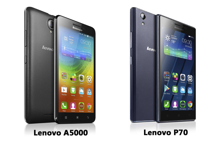 Lenovo P70, Lenovo A5000