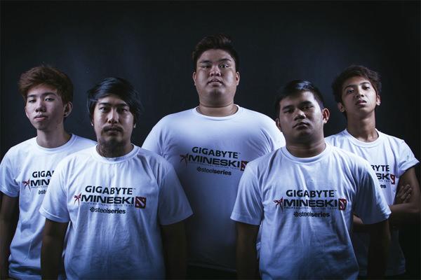 Gigabyte Mineski Team