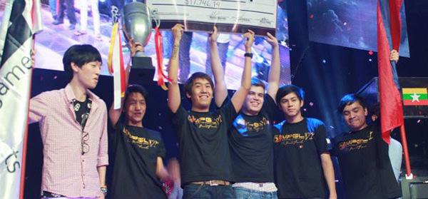 PreviousMPGL SEA Champions