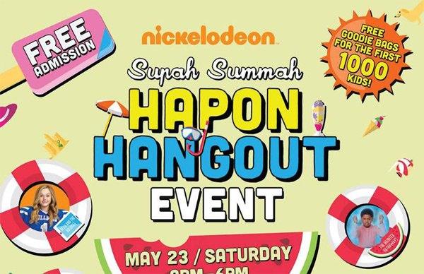 Supah Summah Hapon Hangout Event 1